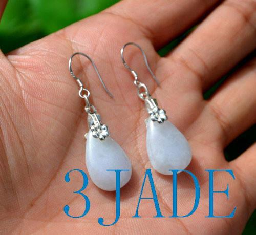 jadeite jade earrings