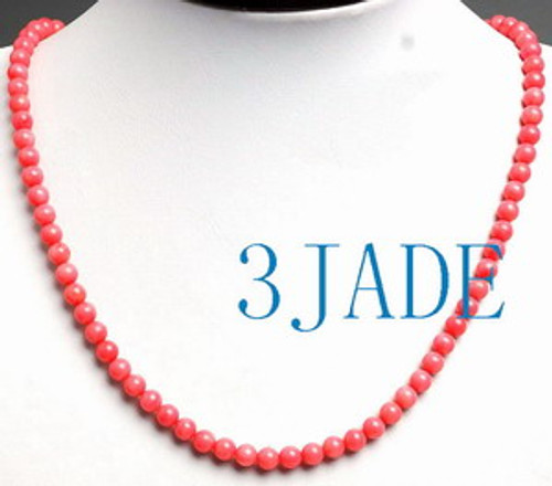 6mm Beads Necklace