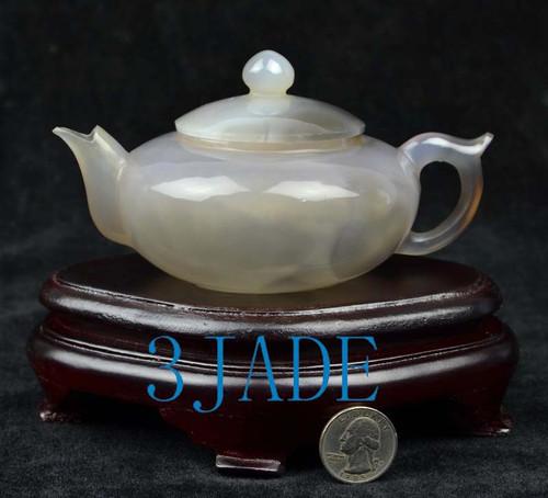 stone teapot