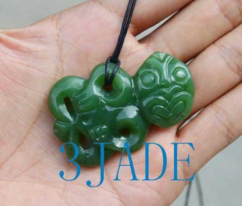 green jade tiki