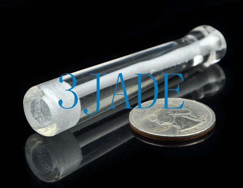 Quartz cigarette holder