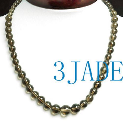 Quartz Beads Necklace