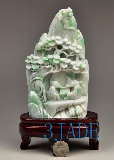 jadeite jade carving