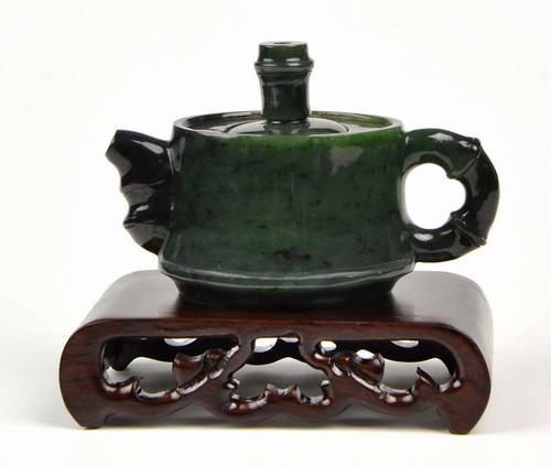 Green Jade Teapot
