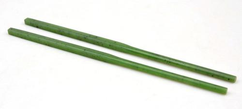 green jade chopsticks