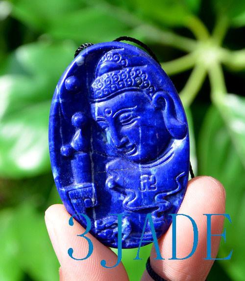 lapis lazuli Buddha