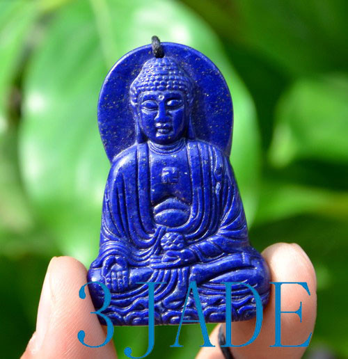 lapis lazuli Budddha