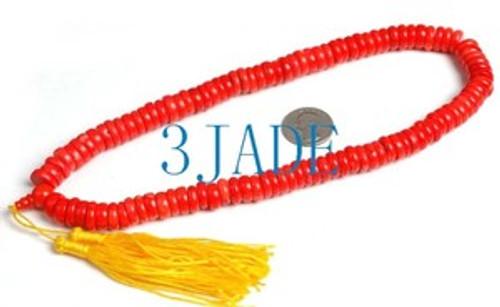 Yoga prayer beads