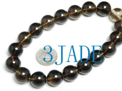 Quartz prayer beads
