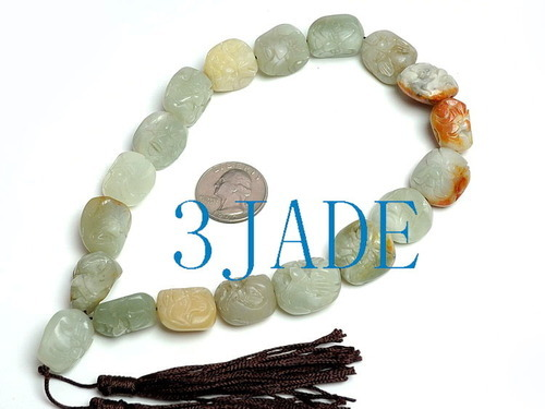 Arhats prayer beads