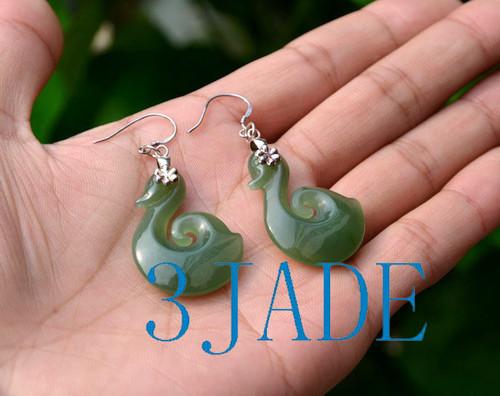 hand carved jade