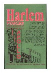 HARLEM VOICES: From the Soul of Black America, by John Henrik Clarke