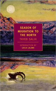 SEASON OF MIGRATION TO THE NORTH by Tayeb Salih (HARDCOVER)