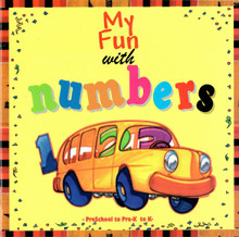 My Fun With Numbers 123, by Fedelia Grandison