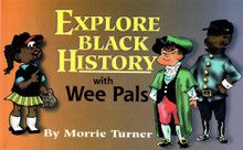Explore Black History with Wee Pals, by Morrie Turner