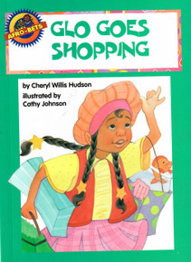 Glo Goes Shopping, by Cheryl Willis Hudson