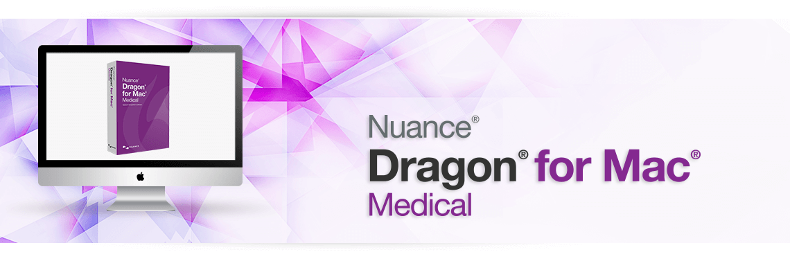Nuance Dragon for Mac Medical
