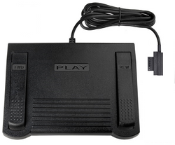 Dictaphone 0502856 Transcription Transcriber Foot Pedal - New