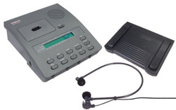 Dictaphone 1752 Mini Cassette Transcriber - New
