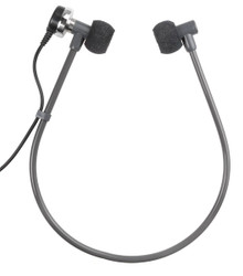 DH-50 DP Under Chin Transcription Headset with Dictaphone plug - New