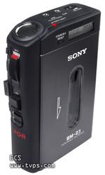 SONY BM-23 Standard Cassette Portable Recorder