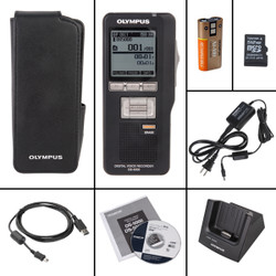 Olympus DS-5000 Digital Portable Voice Recorder - New