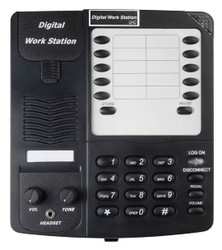 DAC DA-116 Deluxe D-Phone Digital Transcribe Station