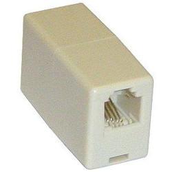 ECS RJ11-RJ12 6 Position, 4 Conductor Inline Couplers (850) - New