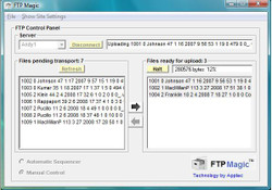 Apptec FTPMagic File Transfer Software - New