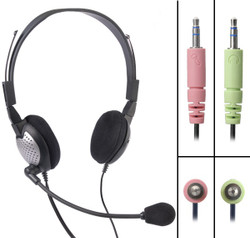 Andrea NC-185 PC Stereo Noise Cancelling Headset with Microphone