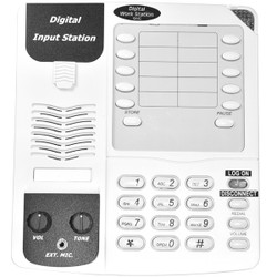 DAC DA-113/HFW-W Deluxe D-Phone Hands Free Digital Dictate Station, Waterproof