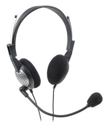 NC-185 VM USB Noise Canceling Microphone Headset with Volume Control