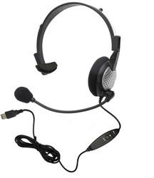Andrea NC-181 VM USB High Fidelity Monaural Headset