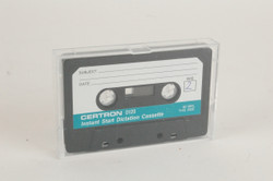 Certron D120 Standard Dictation Cassette Tapes - New