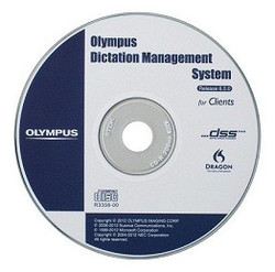 Olympus AS-7001 ODMS R6 Dictation Software - New