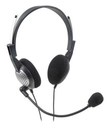 Andrea NC-185 VM Noise Canceling Microphone Headset with Volume Control