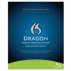 Nuance® Dragon® Naturally Speaking Medical Upgrade to Medical Edition 2