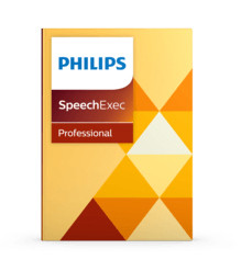 Philips LFH4400 SpeechExec Pro Dictate Software - Download