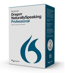 Nuance® Dragon® Naturally Speaking Professional Version 13