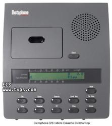 Dictaphone 3750 Micro Cassette Desktop Bare Unit