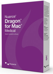Nuance® Dragon® for MAC Medical Version 5