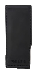 Philips Leather Pouch Carry Case for Pocket Memo 6000, 7000, 8000 Series