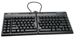 Kinesis KB800PB-US Freestyle2 for PC Ergonomic Split Keyboard for PC