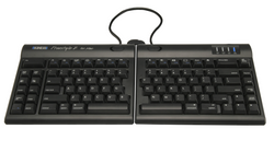 Kinesis Freestyle2 for Mac KB800HMB-US Ergonomic Split Keyboard for Mac