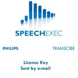 Philips LFH4601/00 SpeechExec Transcription Download Software