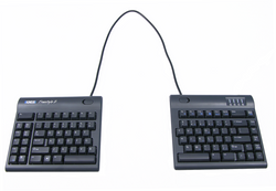 Kinesis KB800PB-US-20 Freestyle2 for PC Ergonomic Split Keyboard for PC