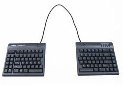 Kinesis KB800PB-US-20 Freestyle2 for PC Ergonomic Split Keyboard for PC