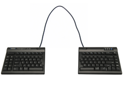 Kinesis Freestyle2 for Mac KB800HMB-US-20 Ergonomic Split Keyboard for Mac