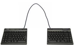 Kinesis Freestyle2 for Mac KB800HMB-US-20 Ergonomic Split Keyboard for Mac