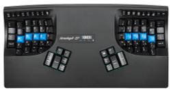 Kinesis Advantage2 QD KB600QD Ergonomic Keyboard for PC and Mac